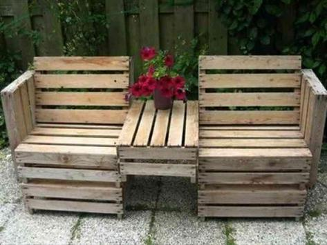 DIY Recycled Wooden Pallets screenshot 2