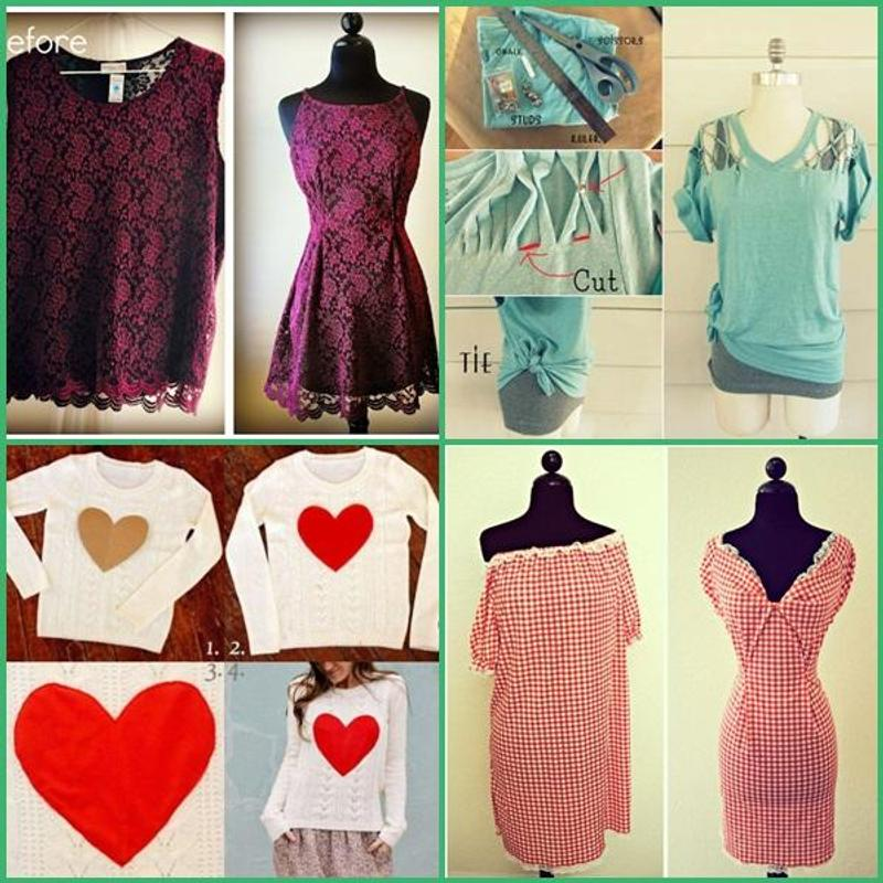 DIY Refashion Old Clothes for Android - APK Download