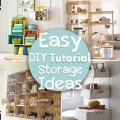 DIY Storage Place Ideas icon