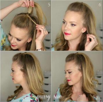 DIY Summer Hairstyles screenshot 1