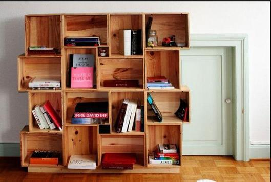 DIY shelves design screenshot 1