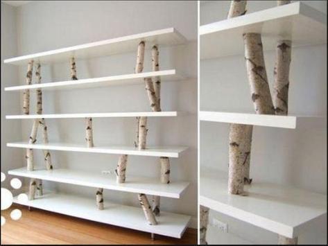 DIY shelves design screenshot 2