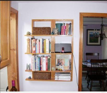 DIY shelves design screenshot 4