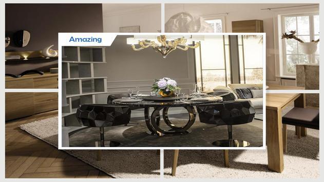 Amazing Dining Room Design screenshot 3