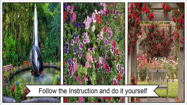 Garden Wallpaper screenshot 2