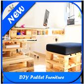 DIY Pallet Furniture icon