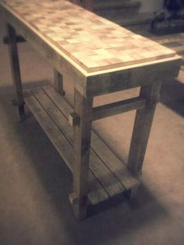 DIY Pallet Furniture poster