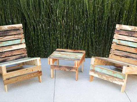 DIY Pallet Furniture screenshot 1