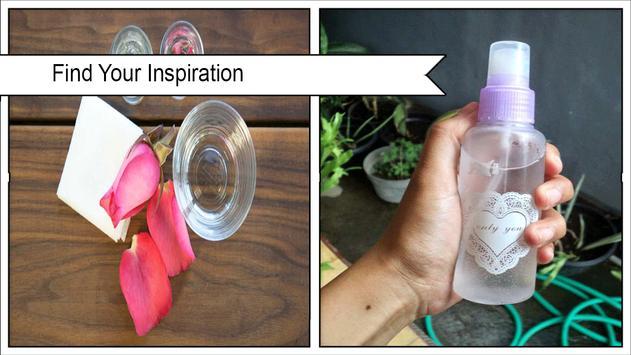 Easy DIY Rosewater Face Serum poster