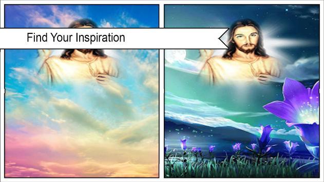Jesus Wallpaper poster