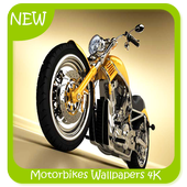 Motorbikes Wallpapers 4K icon