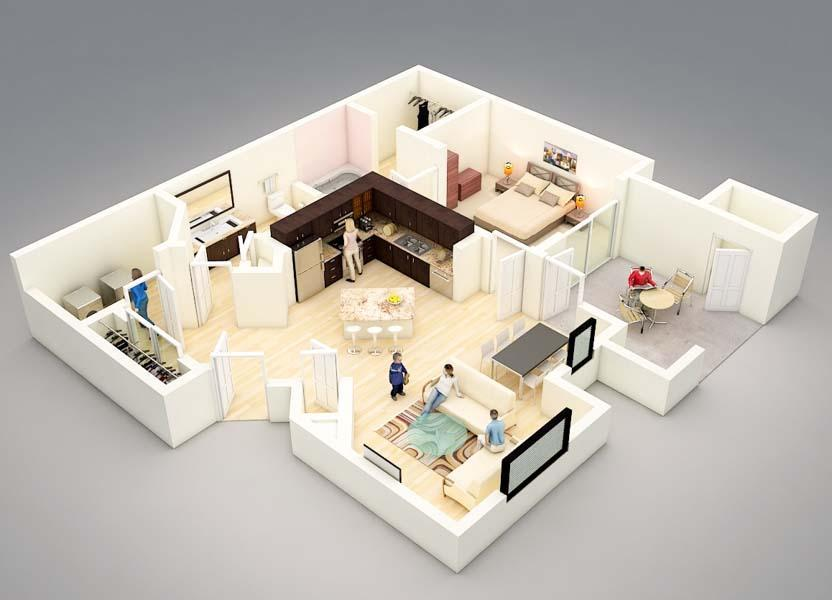Simple 3d House Plans For Android Apk Download