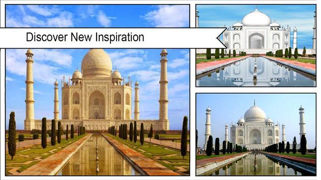 Taj Mahal Wallpaper apk screenshot