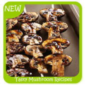 Tasty Mushroom Recipes icon
