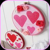DIY Valentine Crafts icon
