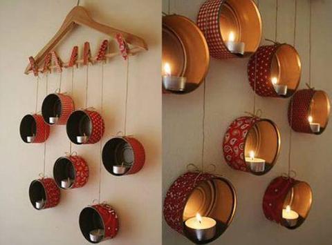 DIY wall hanging ideas poster