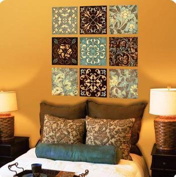DIY wall hanging ideas apk screenshot