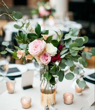 DIY Wedding Flower Ideas poster
