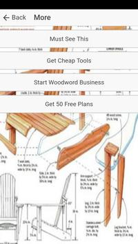 Woodworking Projects & Free Woodwork Plans screenshot 6