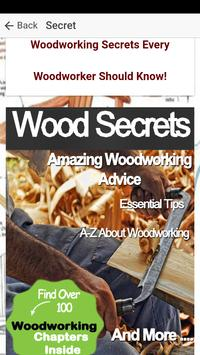 Woodworking Projects & Free Woodwork Plans screenshot 1