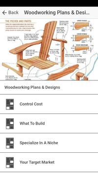 Woodworking Projects & Free Woodwork Plans screenshot 2