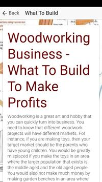 Woodworking Projects & Free Woodwork Plans screenshot 3