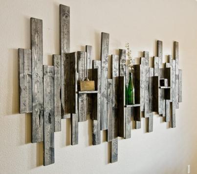 DIY Wooden Wall Hangings screenshot 1