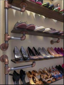 DIY women shoes idea poster