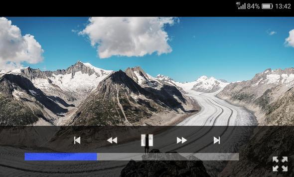 M4v Player HD Free screenshot 2