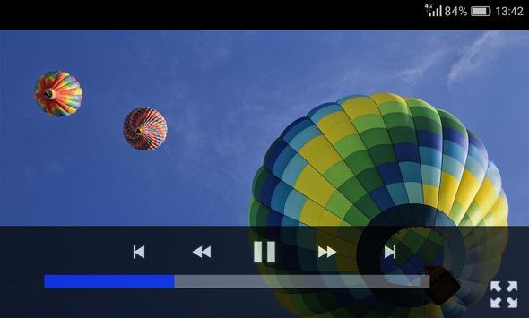 BS Video Player screenshot 2
