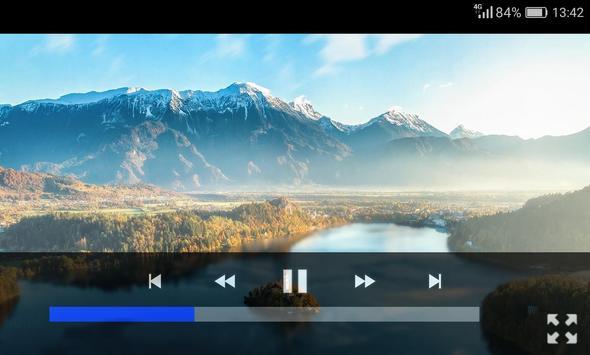 Full HD Player apk screenshot