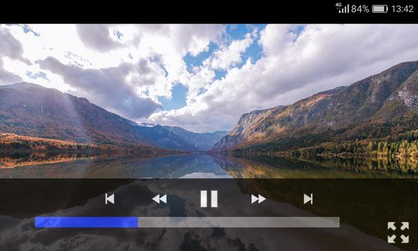 FLV Player HD screenshot 2