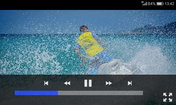 Free Video Player screenshot 6