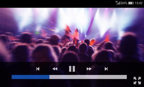 Player X Media Player screenshot 2