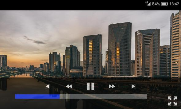 Video Player Perfect - HD screenshot 2