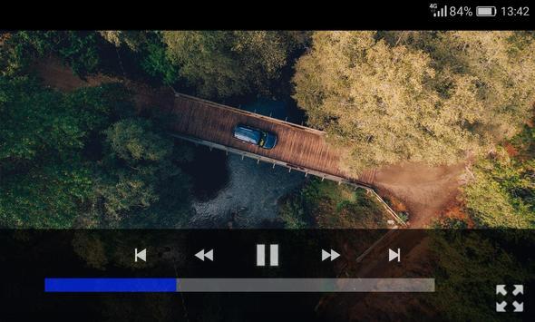 VR-S Video Player Free apk screenshot