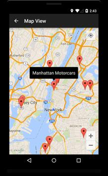 Locate Car Dealer apk screenshot