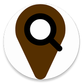 Locate Subway Station icon