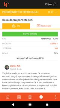 NT Konferenca apk screenshot