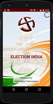 Election India poster