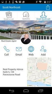Property Advice poster