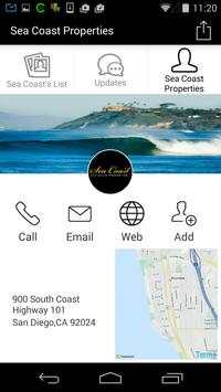 Sea Coast Concierge poster