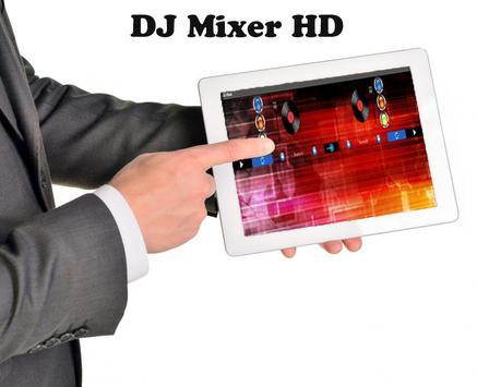 dj mixer HD poster