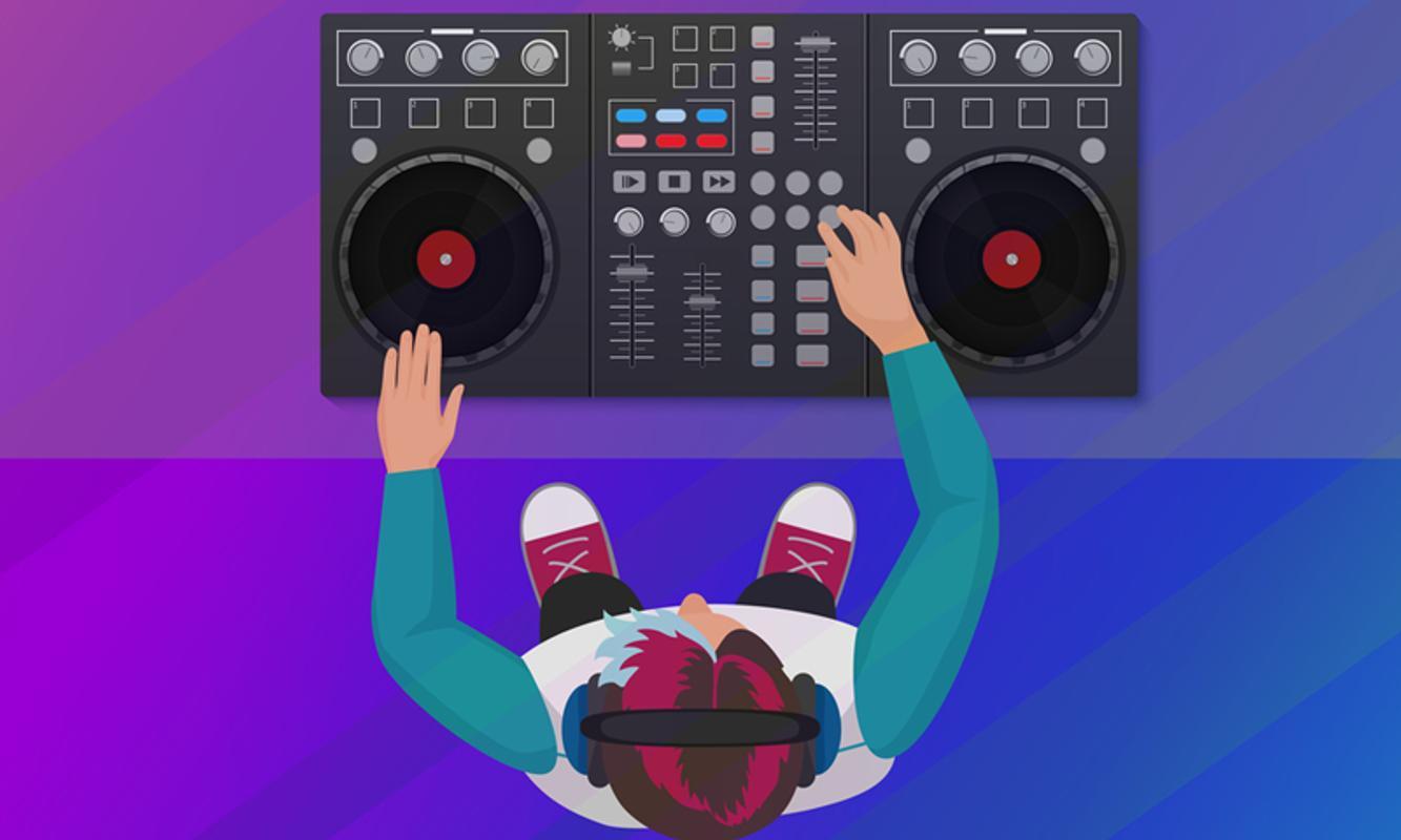 Virtual Dj Mp3 Music Mixer Für Android Apk Herunterladen