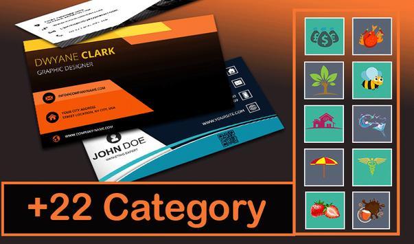 Business card creator apk download free business app for android business card creator poster business card creator apk reheart Choice Image