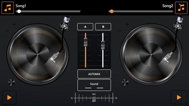 DJ Mixer Simulator poster
