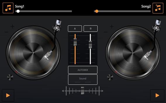 DJ Mixer Simulator screenshot 2
