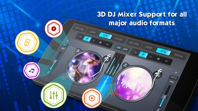 3D DJ For Android