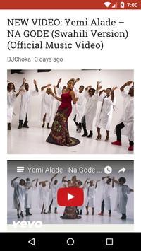 DJChoka Music | Tanzania apk screenshot
