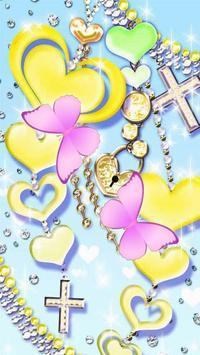 Kira Kira☆Jewel no.131 Free poster